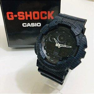 G-SHOCK GA 100 JEANS