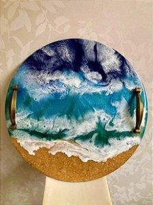 Bandeja de Resina Ocean Sensation
