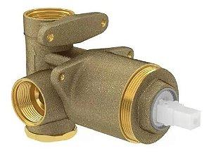 Base Monoc Chuv BX /ALT Press 3/4 E 1/2-B   4493000  Deca