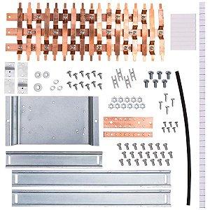 Kit Barramento para Disjuntores - Bifásico - Cemar