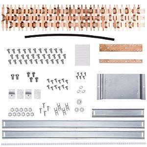 Kit Barramento para Disjuntores - Trifásico - Cemar