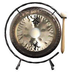 """Paiste Deco Gong 10"""", com Suporte"""