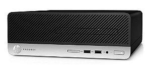 Computador Hp Prodesk 400 G6 Intel I3-9100 4gb 500gb Freedos