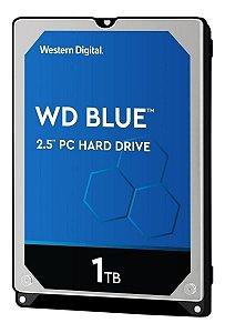 Disco Rígido Interno Western Digital  Wd10spzx 1tb Azul