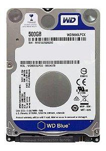 Disco Rígido Interno Western Digital  Wd5000lpcx 500gb Azul