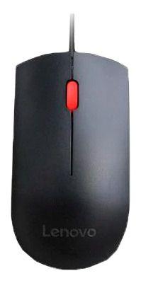 Mouse Lenovo Usb Essential Preto - 4y50r20863