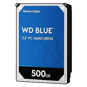 "Hd Desktop 3,5"" Western Digital 500GB"