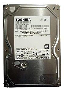 Disco Rígido Interno Toshiba Dt01aca050 500gb
