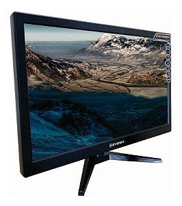 Monitor Everex 18,5  Led Hd Hdmi/vga Multimidia