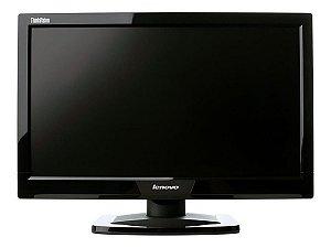 Monitor Lenovo Led 19.5´ Vga/dvi E2002b Preto Nf/garantia