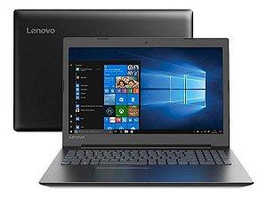 Notebook Lenovo B330 Intel I5 8gb Ssd 256gb Win10 Pro Preto
