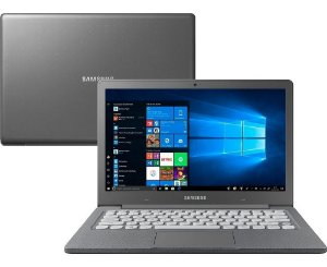 Notebook Samsung Flash F30 Celeron 4gb 64gb Ssd W10 Pro Stf