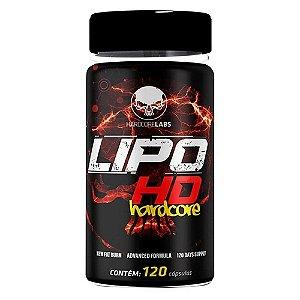 Emagrecedor Termogênico Lipo Hd 6 Hardcore 60 Cáps