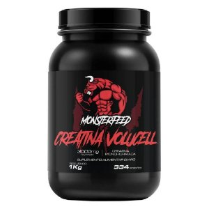 Creatina Volucell (1Kg) - Monsterfeed