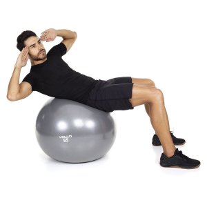 Bola Suiça Ginástica 65cm Vollo