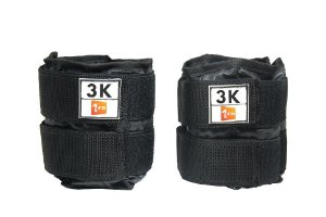 Caneleira / Tornozeleira De Peso 3KGs Premium 1 Fit