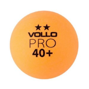Bola Tênis Mesa Ping Pong Vollo VT608 com 36 Unidades 2 Estrelas