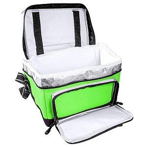 Bolsa Térmica Lunch Box Bolso frontal Alça Ajustável A47 Acte