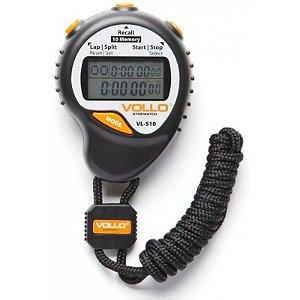 Cronômetro Digital Profissional Com  Alarme Relógio Vollo VL-510