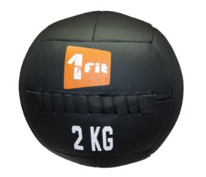 Bola Wall Ball 2Kg Para Crossfit Treinamento Funcional