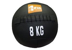 Bola Wall Ball 8Kg Para Crossfit Treinamento Funcional