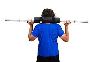 Protetor De Barra Musculação Para Agachamento