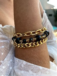 Pulseira Stylish Chain