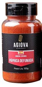 PAPRICA DEFUMADA POTE 100GR AGIOVA