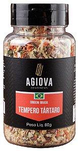 TEMPERO TARTARO POTE 80GR AGIOVA