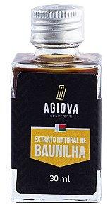 EXTRATO DE BAUNILHA 30ML AGIOVA
