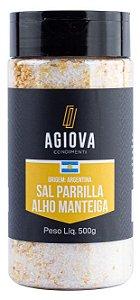 SAL DE PARRILLA ALHO MANTEIGA 500GR AGIOVA