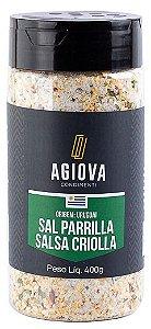 SAL DE PARRILLA SALSA CRIOLLA 400GR AGIOVA