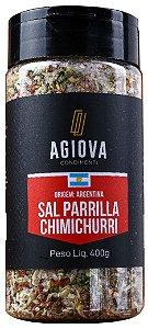SAL DE PARRILA CHIMICHURRY 400GR AGIOVA