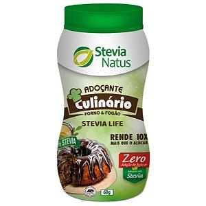 ADOCANTE CULINARIO STEVIA NATUS 60g