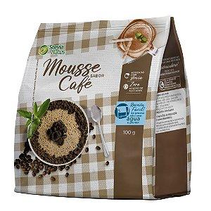 MOUSSE DE CAFE STEVIA NATUS 100G