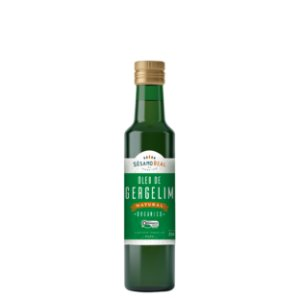 OLEO DE GERGERLIM NATURAL ORGANICO 250ml