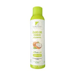 OLEO DE COCO EXTRAVIRGEM SPRAY 200ml