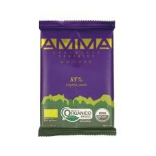 CHOCOLATE 85% CACAU ORGÂNICO 25x30g