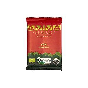 CHOCOLATE 60% CACAU ORGANICO 15x30g