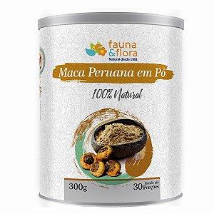 MACA PERUANA EM PO FAUNA E FLORA 300GR