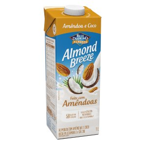 BEBIDA AMENDOA ALMOND BREEZE COCO 1L