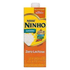 LEITE SEMIDESNATADO ZERO LACTOSE NINHO 1L