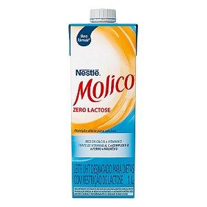 LEITE DESNATADO ZERO LACTOSE MOLICO 1L