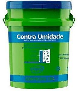 ADITIVO P/MASSA E CONCRETO 18L - CAIXA - CONTRA UMIDADE