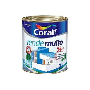 TINTA ACRILICO FOSCO STANDARD RENDE MUITO CORAL 800 ML
