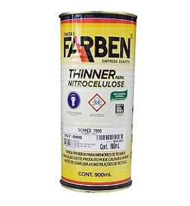 THINNER PU 0,9L - 8000 - FARBEN