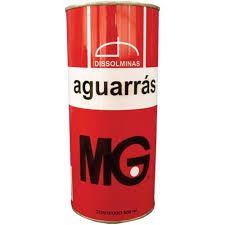 AGUARRAS 0,9L - MG