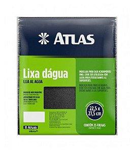 LIXA DAGUA 080 - ATLAS