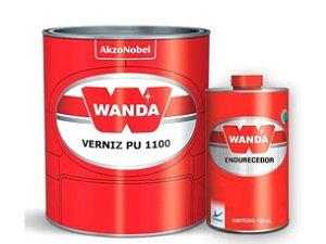 VERNIZ PU 1100 - 0,750L BI-COMP. - WANDA