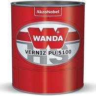 VERNIZ PU 5100 - 5,0L BI-COMP. - WANDA